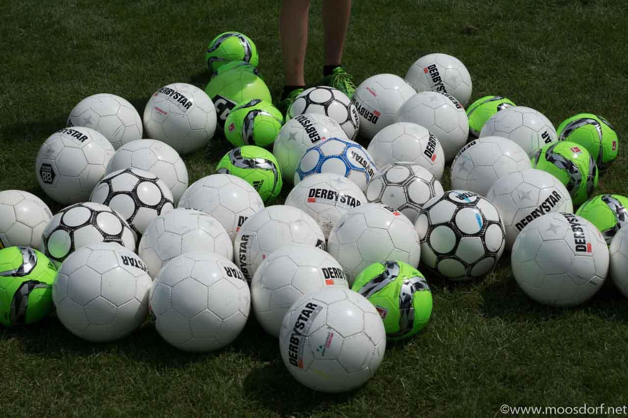 Fußball  USV vs. St. Marienkirchen