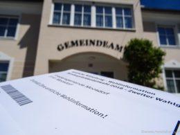 Wahl des Bundespräsidenten in Moosdorf